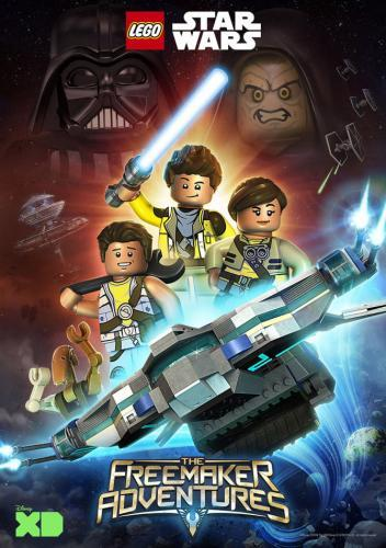 LEGO Star Wars: The Freemaker Adventures next episode air date poster
