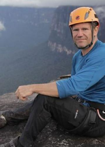 Steve Backshall's Extreme Mountain Challenge next episode air date poster