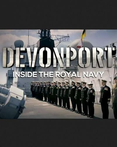 Devonport: Inside the Royal Navy next episode air date poster