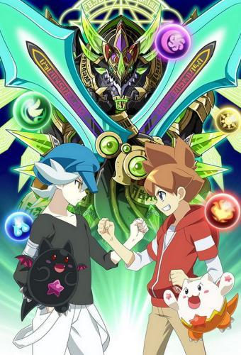 Puzzle & Dragons Cross next episode air date poster