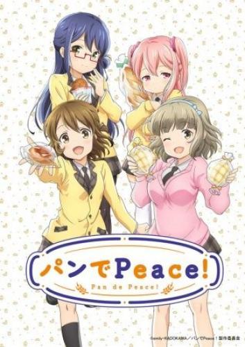 Pan de Peace! next episode air date poster