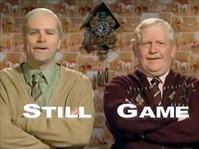 Still Game next episode air date poster
