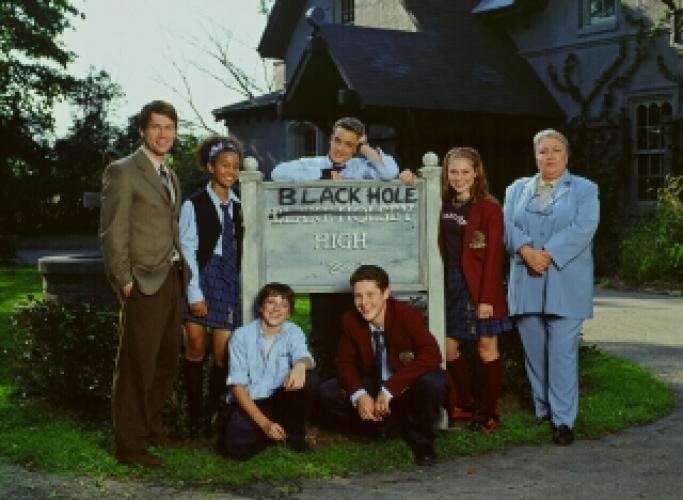 Strange Days at Blake Holsey High next episode air date poster