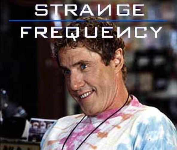 Strange Frequency next episode air date poster