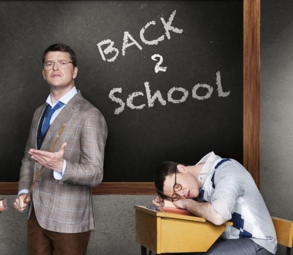 Back 2 School next episode air date poster