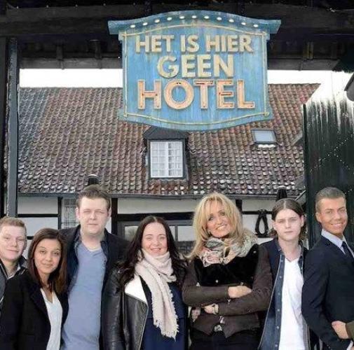 Het is Hier Geen Hotel next episode air date poster