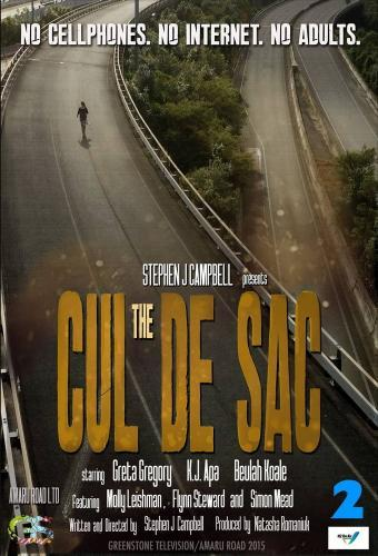 The Cul de Sac next episode air date poster