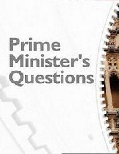 Prime Minister's Questions next episode air date poster