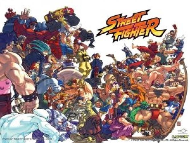 Street Fighter next episode air date poster