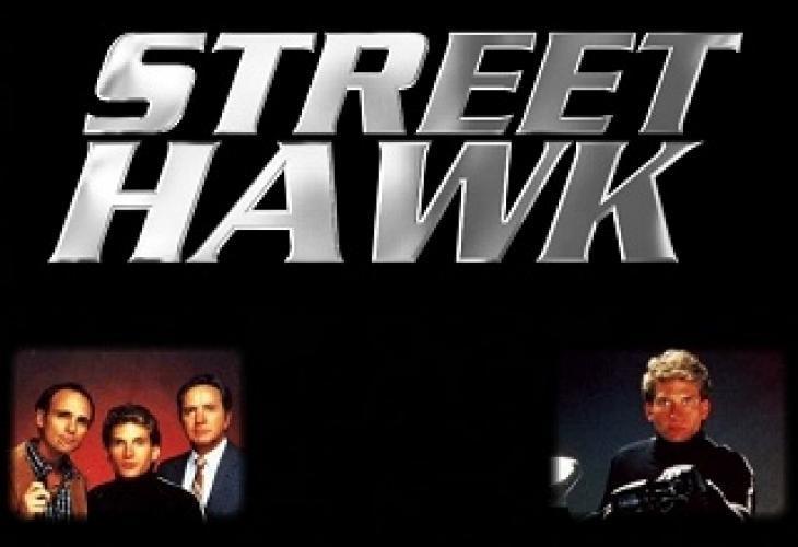 Street Hawk next episode air date poster