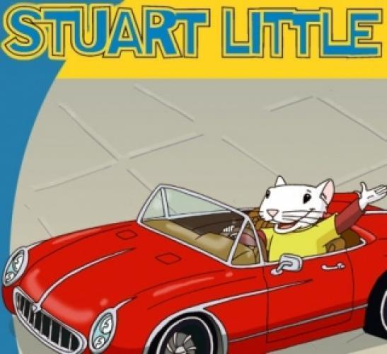 Stuart Little next episode air date poster