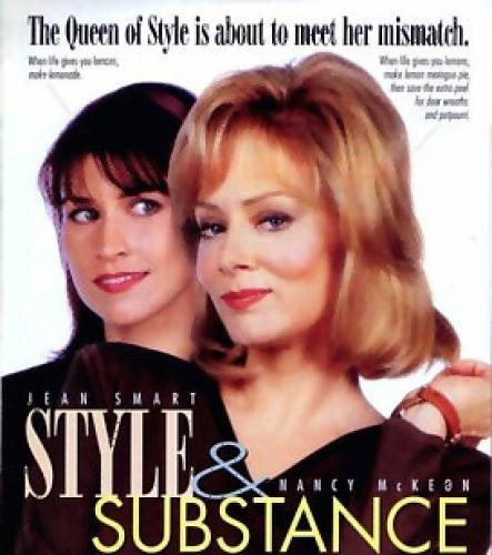 Style and Substance next episode air date poster