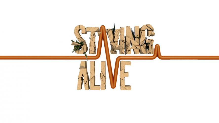 Staying Alive next episode air date poster