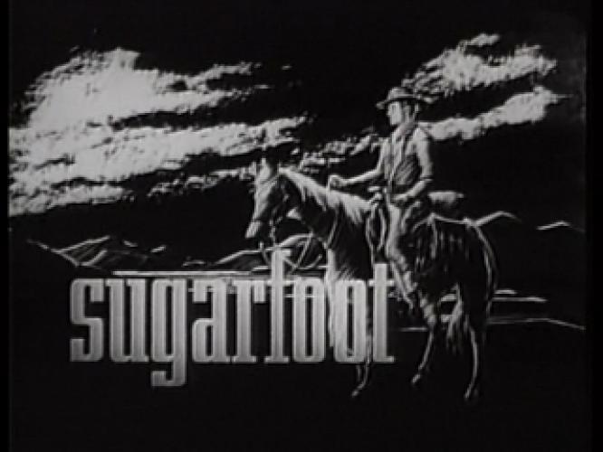 Sugarfoot next episode air date poster