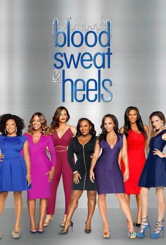 Blood Sweat and Heels next episode air date poster