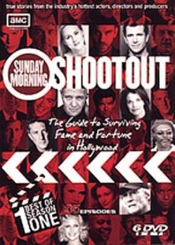 Sunday Morning Shootout next episode air date poster