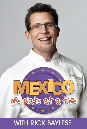 Mexico: One Plate at a Time next episode air date poster