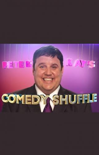 Peter Kay's Comedy Shuffle next episode air date poster
