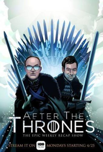 After the Thrones next episode air date poster