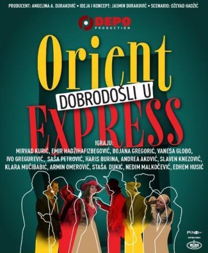 Dobrodošli u Orient Express next episode air date poster
