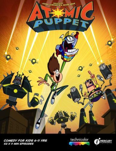 Atomic Puppet next episode air date poster