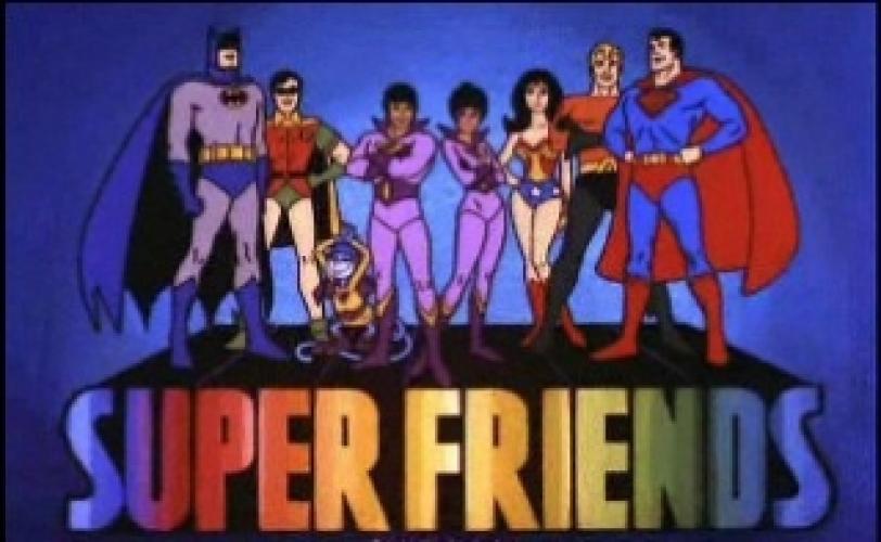SuperFriends (1978) next episode air date poster