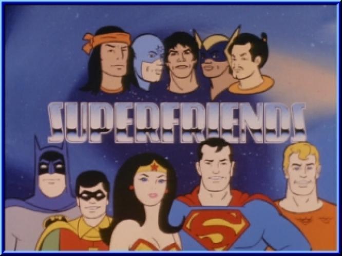 SuperFriends (1980) next episode air date poster