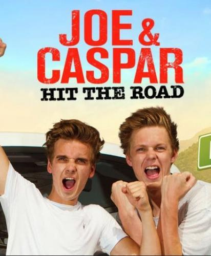 Joe and Caspar Hit the Road next episode air date poster