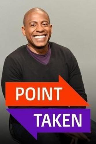 Point Taken next episode air date poster