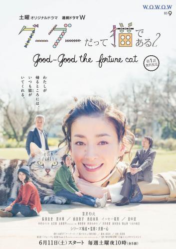Gugu datte Neko de Aru next episode air date poster