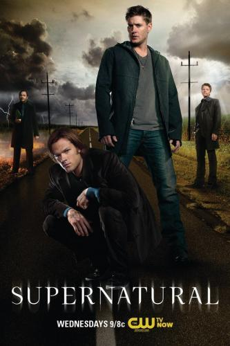 Supernatural next episode air date poster