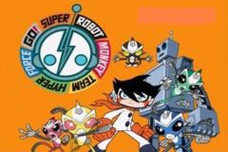 Super Robot Monkey Team Hyperforce Go! next episode air date poster
