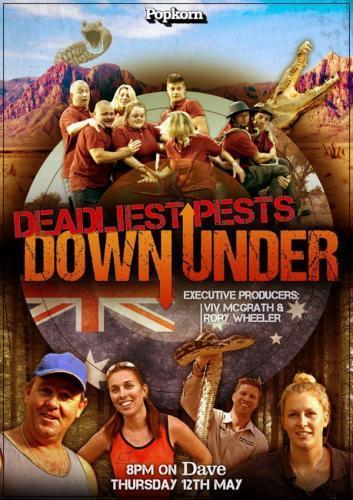 Deadliest Pests Down Under next episode air date poster