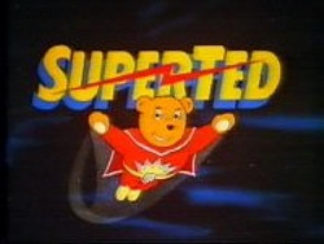 SuperTed next episode air date poster