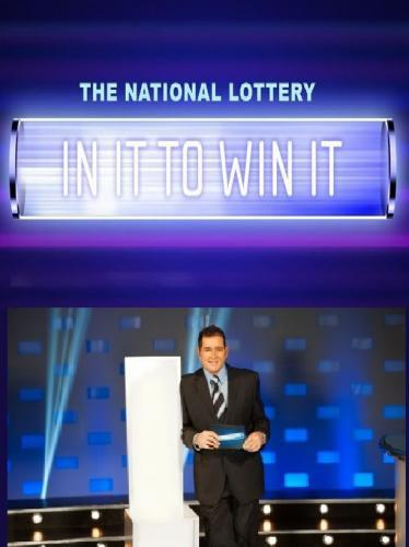 The National Lottery: In It to Win It next episode air date poster