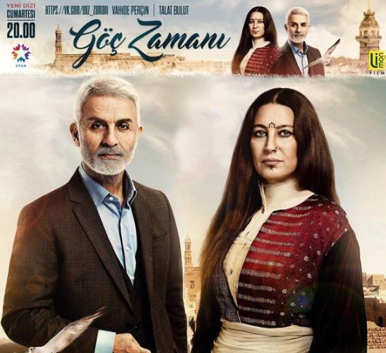 Göç Zamanı next episode air date poster