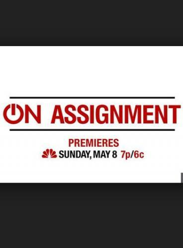 Dateline: On Assignment next episode air date poster