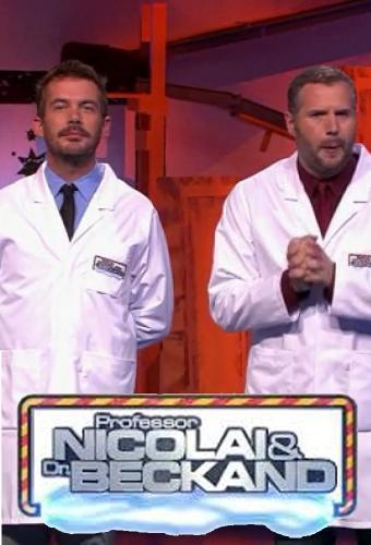 Professor Nicolai & Dr. Beckand next episode air date poster