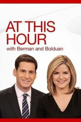 At This Hour with Berman and Bolduan next episode air date poster