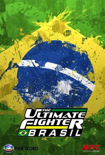 The Ultimate Fighter Brazil next episode air date poster