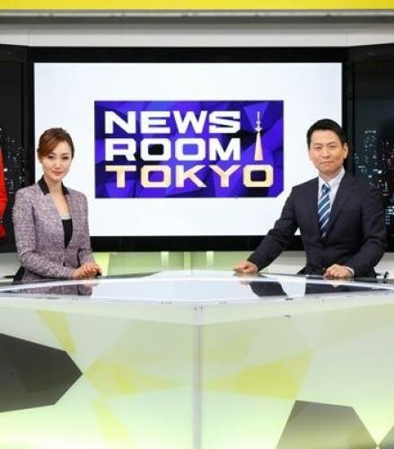 Newsroom Tokyo next episode air date poster