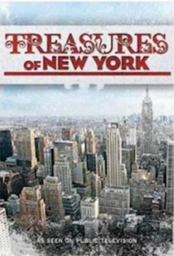 Treasures of New York next episode air date poster