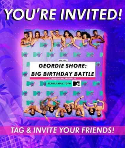 Geordie Shore: Big Birthday Battle next episode air date poster