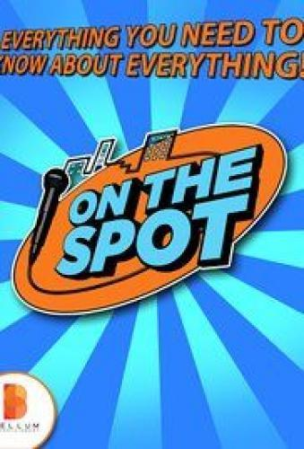 On the Spot next episode air date poster