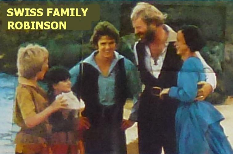Swiss Family Robinson (CA) next episode air date poster