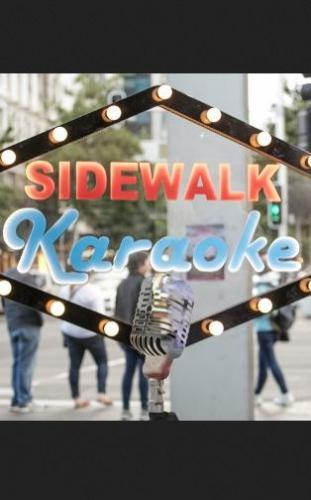 Sidewalk Karaoke next episode air date poster
