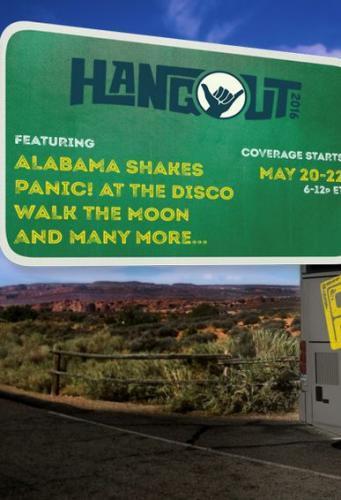 Hangout Music Festival next episode air date poster