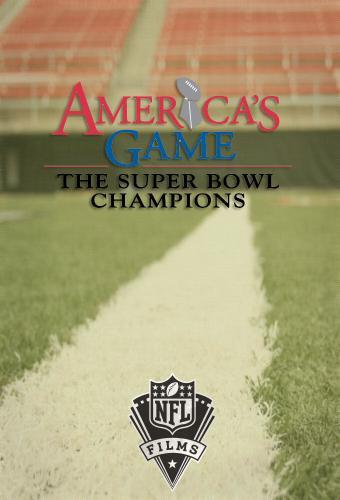 America's Game: The Superbowl Champions next episode air date poster