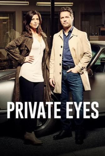 Private Eyes next episode air date poster