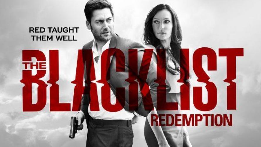 The Blacklist: Redemption next episode air date poster